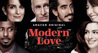 modern love poster