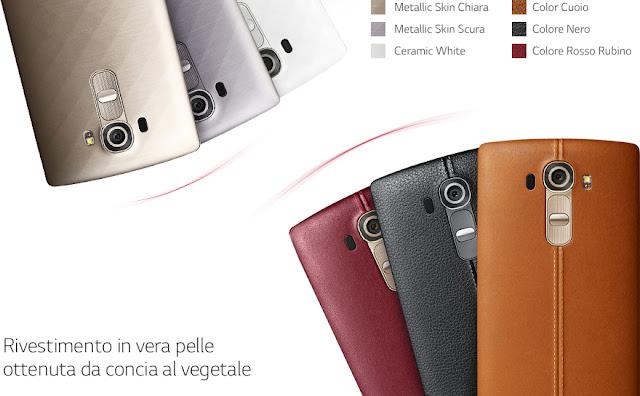 Recensione LG G4, ecco come va – caratteristiche tecniche – info