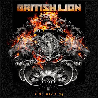 "Το τραγούδι των British Lion ""The Burning"" από το album ""The Burning"""