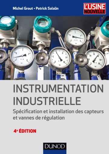Instrumentation industrielle 4 ed