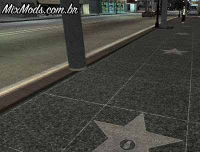 vinewood walk of fame gta sa