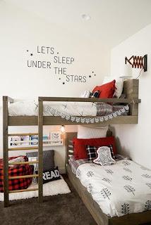 حجرة نوم للأطفال