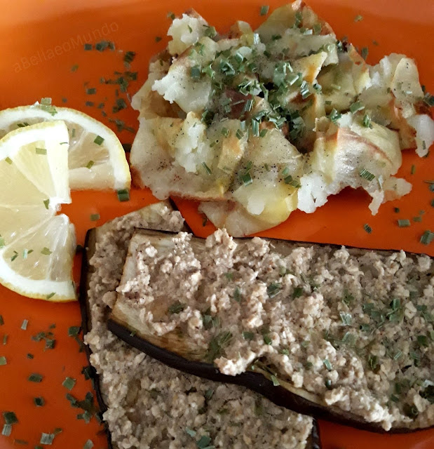 passaporte de sabores - austria - a bella e o mundo - vegan schnitzel