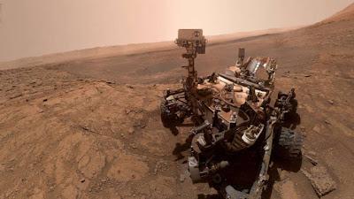Uma falha inesperada deixou o rover Curiosity da NASA congelado em Marte
