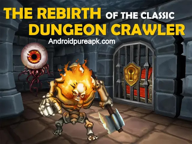 Dungeon Monsters - RPG Hack Apk Mod