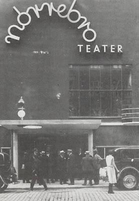 det ny teater 1958