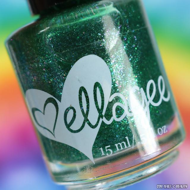 Ellagee Polish-Dark Side Of The Rainbow
