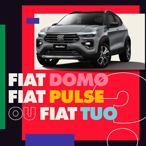 Novo Fiat Pulse 2022 - SUV compacto