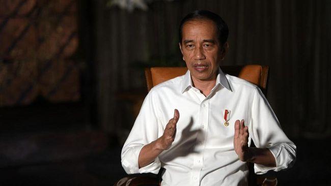 Jokowi Minta Amien Rais Cs Bawa Ini Soal Kelanjutan Kasus Penembakan Laskar FPI oleh Polisi