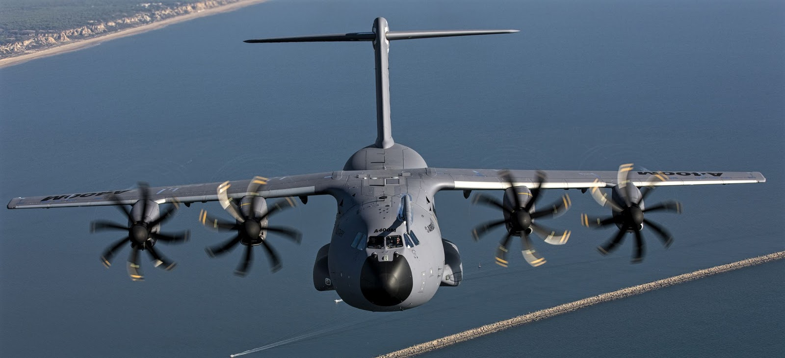 Airbus A400M Atlas Crashed At Seville - AERONEF NET
