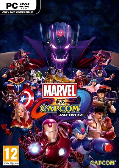 โหลดเกมส์ฟรี Marvel vs. Capcom: Infinite - Deluxe Edition