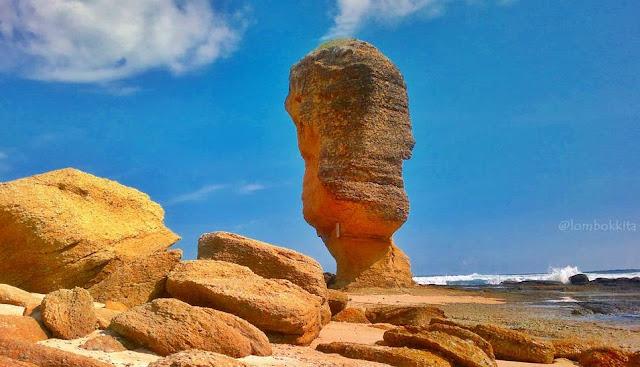 Batu Payung Lombok