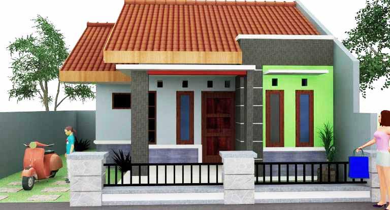 Model Rumah Sederhana Tapi Indah Elegan Dan Kelihatan Modern Terbaru