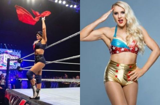 15 Hot Pictures Of Lacey Evans WWE Diva Are Heaven On Earth
