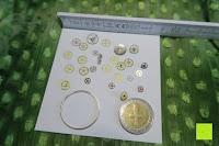 Lineal: 10g Uhrenteile Steampunk antikes Uhrwerk Taschenuhr Teile für Kunst Bastel und Handwerksarbeiten von Curtzy TM