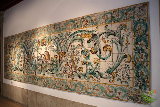 アズレージョ美術館