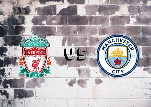 Liverpool vs Manchester City  Resumen y Partido Completo