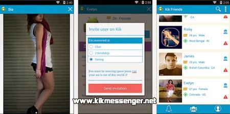 Conoce nuevos amigos cuidando tu privacidad con Friends for Kik