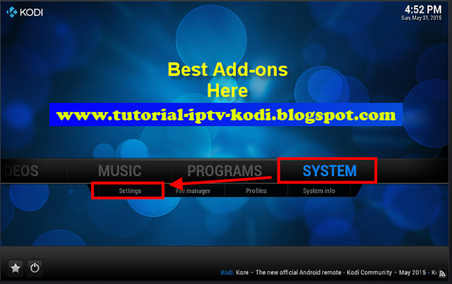 7Step for Install Pirata-TV-Addons For Kodi Easy and Fast 2017