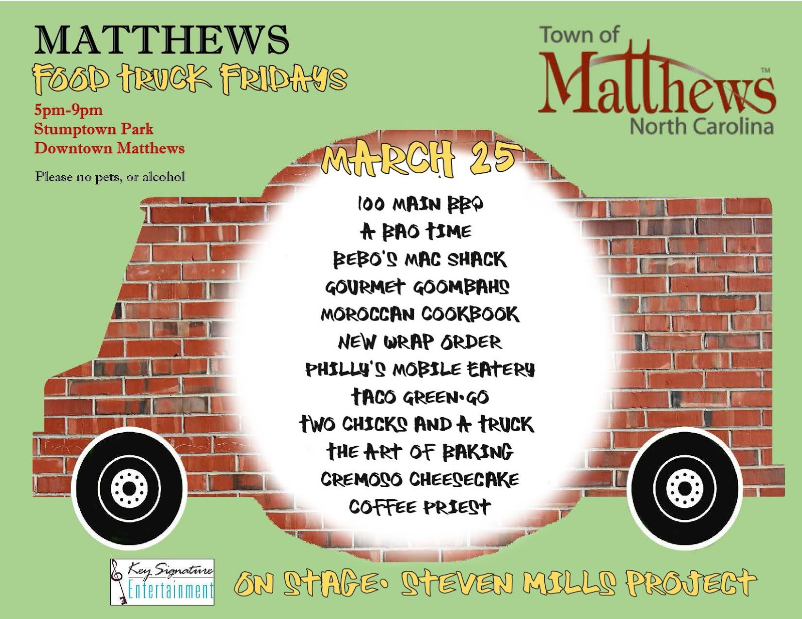 Matthews Food Truck Friday