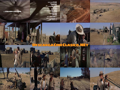 Horizontes de grandeza (1958) The Big Country | DescargaCineClasico.Net