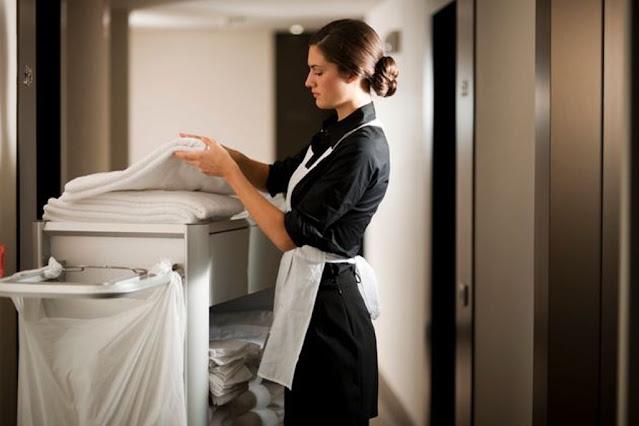 Καμαριέρα ζητάει ξενοδοχείο στο Τολό Αργολίδας
