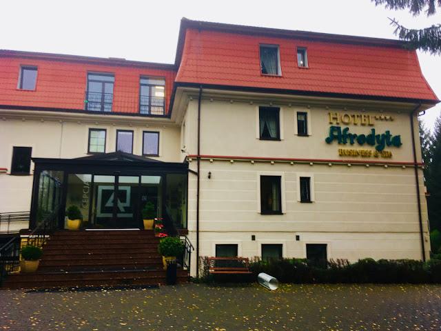 Hotel Afrodyta Business & SPA, Radziejowice pod Warszawa