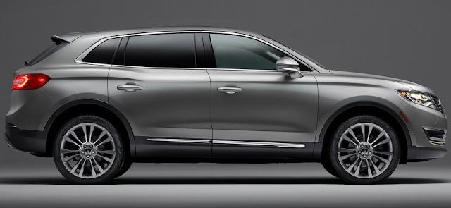 2018 Lincoln MKX Exterior