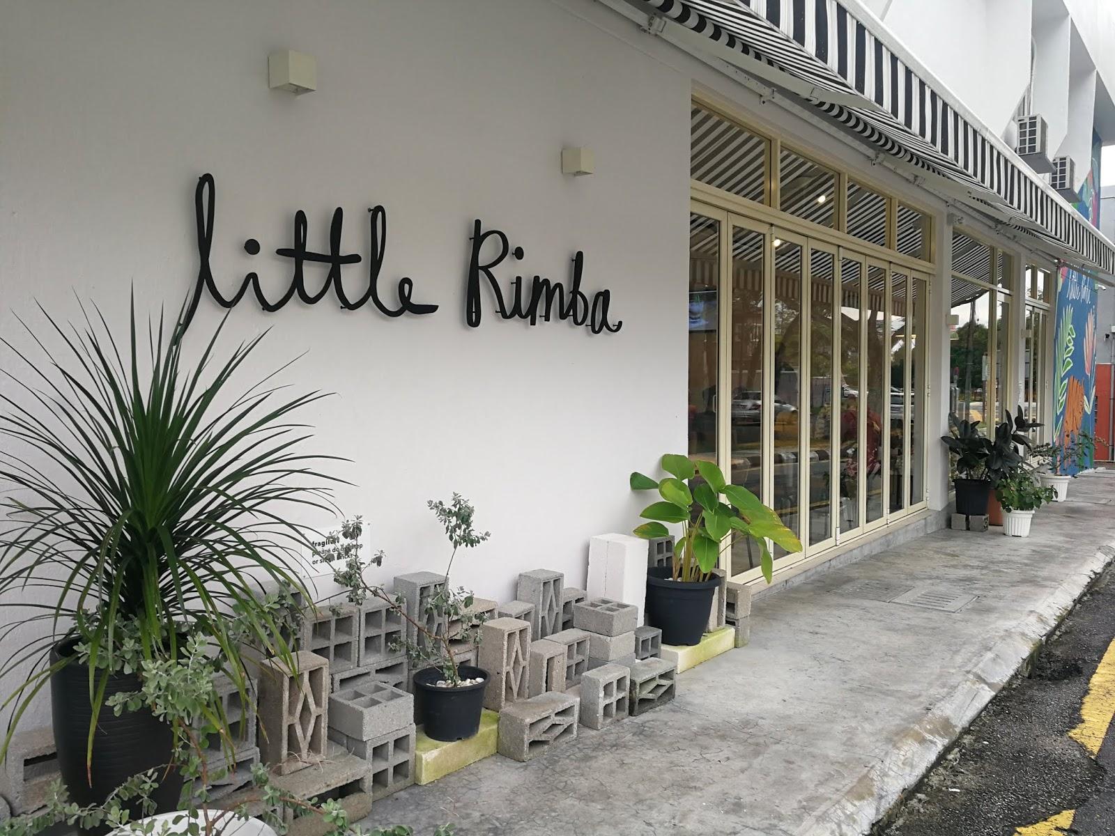 LITTLE RIMBA TTDI, MAKANAN, TEMPAT MAKAN SEDAP, tempat makan sedap di kl,
