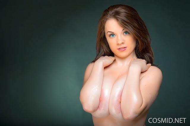 Emily Born pink nipples