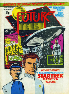 Future Tense #6, Star Trek
