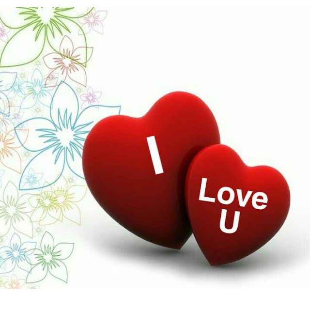 Love heart Whatsapp DP Profile Picture