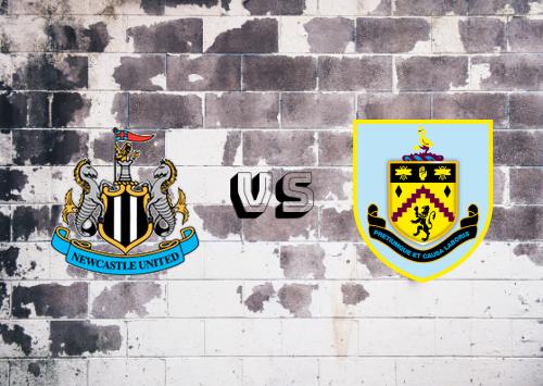 Newcastle United vs Burnley  Resumen