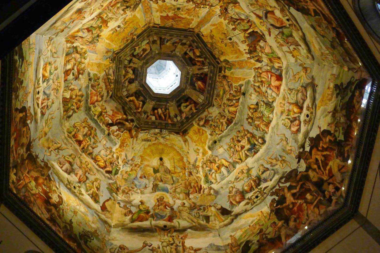 Florence Duomo Interior