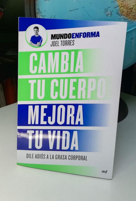 Libro de Joel Torres Mundoenforma