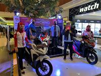 Launching Motor New Honda Vario 125 dan Vario 150 Secara Virtual