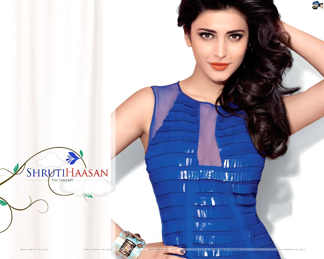 Shruti Haasan Hd Wallpapers Most Beautiful Places In The