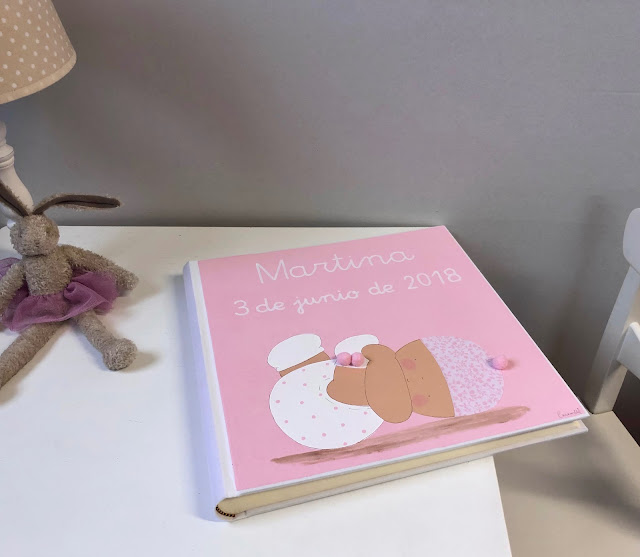 ALBUMES DE FOTOS INFANTILES personalizados