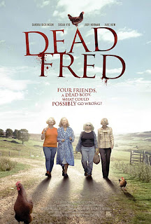 Dead Fred 2019 English Download 720p WEBRip