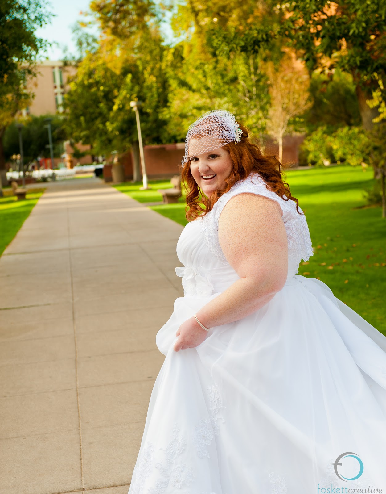 Planning Tips} Dress Shopping as a Plus-Sized Bride - Oh Lovely Day