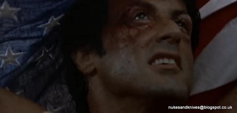 Nukes and Knives™: Making 'sense' of the Rocky saga