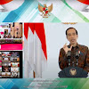Presiden Jokowi, Berharap UMKM Naik Kelas Melalui Kemitraan Dengan Usaha Besar