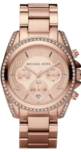 Michael Kors 'Blair' Chronograph Watch, 39mm
