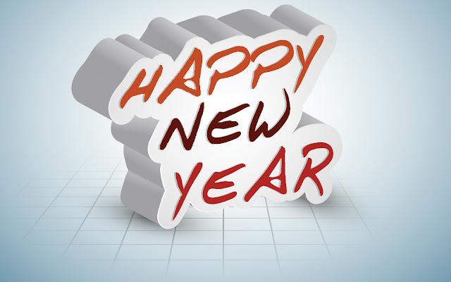 Happy New Year 2018 Cliparts