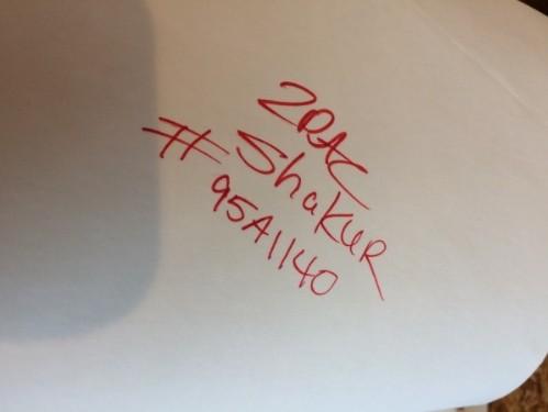 2pac shakur signature