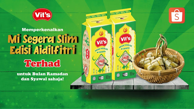 Vits Instant Noodles Pack Shopee Lazada