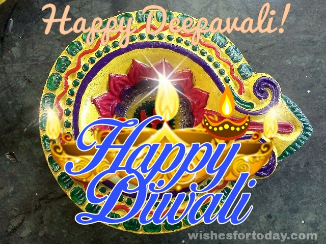 Happy Diwali Images for wife
