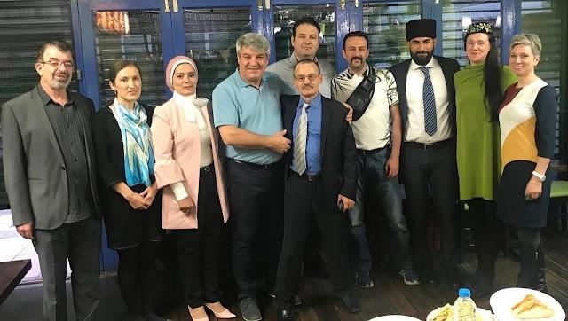 Обращение к тюркам России, Центральной Азии и Кавказа!