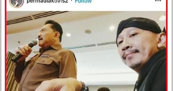 Soal Hina Sultan Hamid II, Hendropriyono & Abu Janda Resmi Dipolisikan