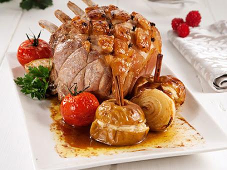 Carne-de-porco-assada-com-maca